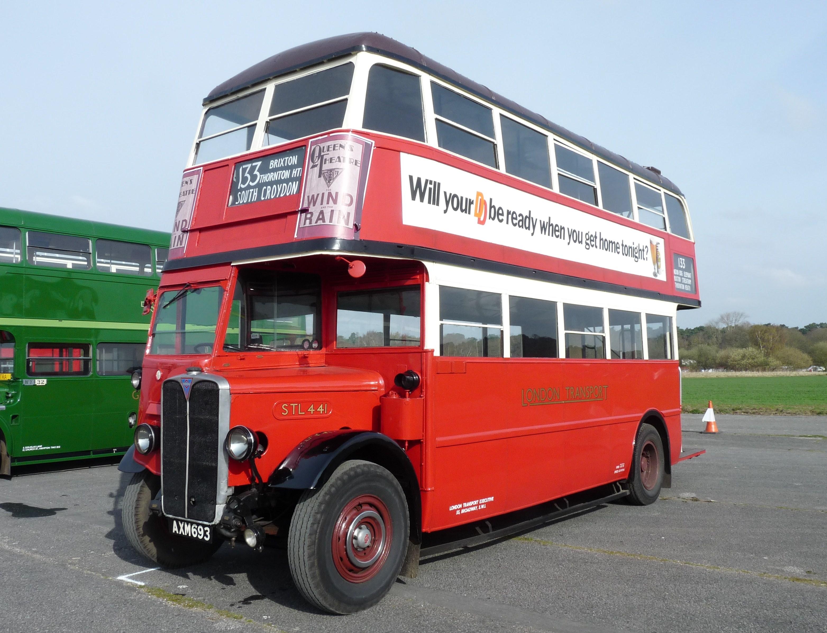 AEC: Routemaster - Graces Guide