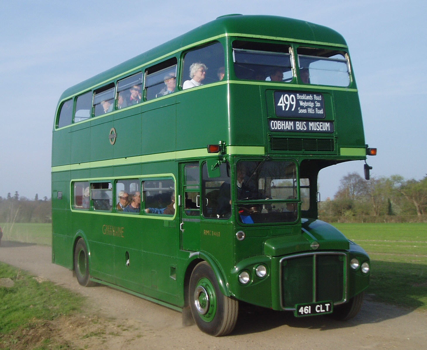 Vintage Bus Rides At The Museum This Half Term London