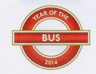 Year of the Bus roundel