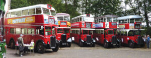 Saving London's vanishing bus history