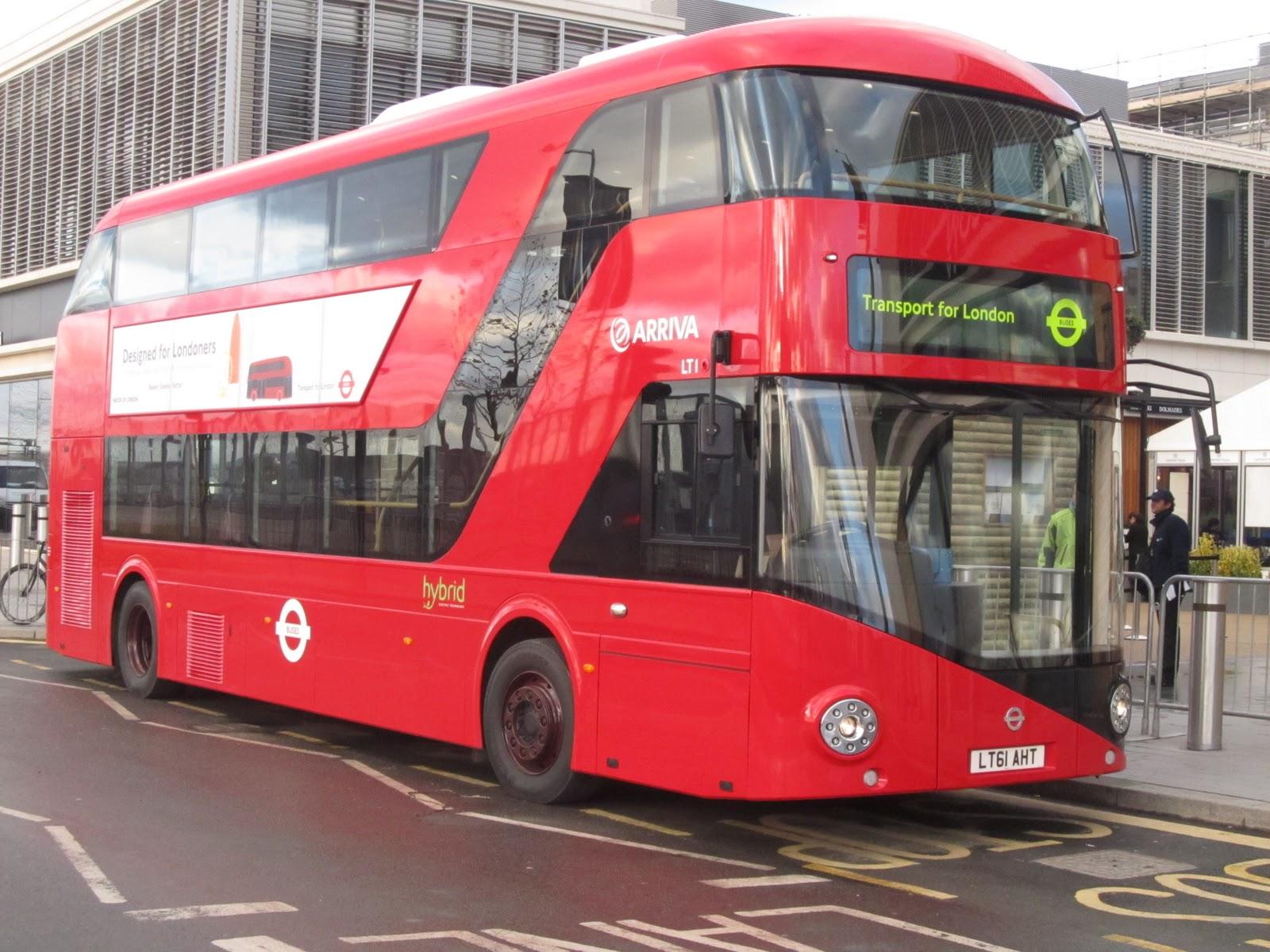 File:Arriva London bus LT2 (LT61 BHT) 2011 New Bus for ... |London Transit Buses