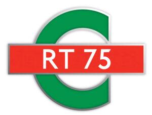 RT75 Logo