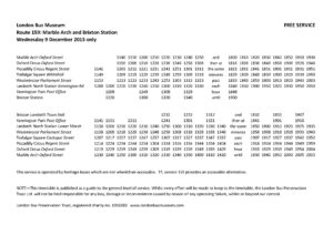 159 timetable 091215