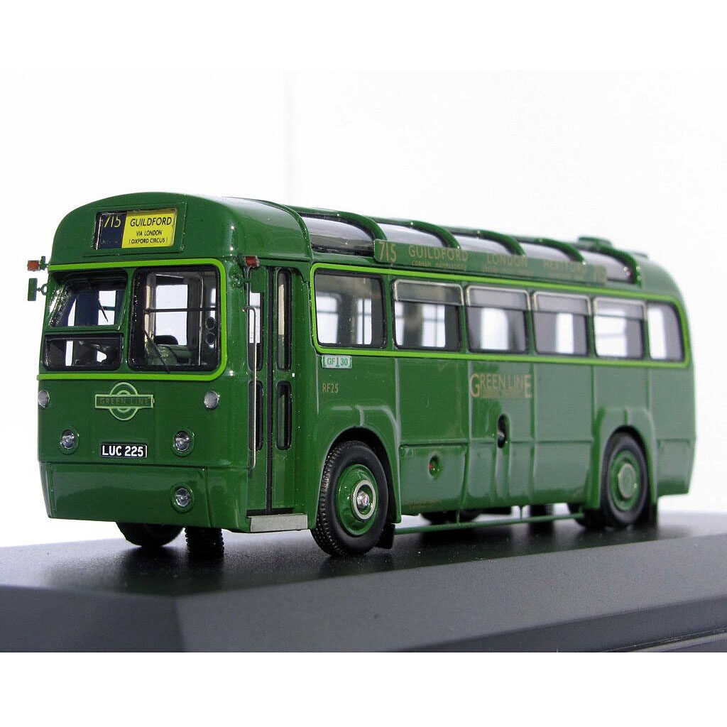 RF25 in Green Line livery